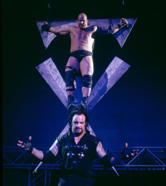 the gallery for gt undertaker cross logo