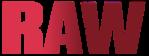 90s Raw Logo