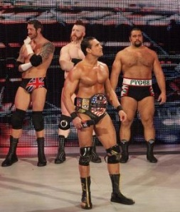 The League of Nations - a talented group of performers yet already it looks like the WWE are dropping the ball with the foursome.