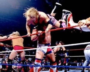 Owen Hart 1995 Royal Rumble