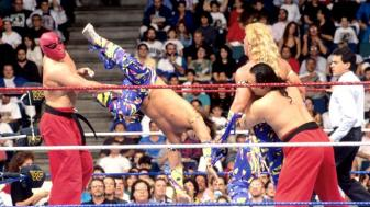 Rockers vs Orient Express Royal Rumble 1991