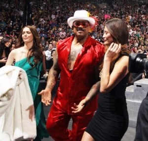 The Godfather 2013 Royal Rumble