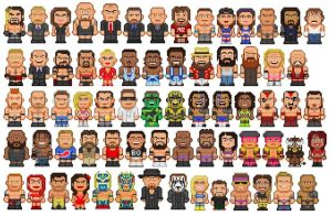 WWE roster 2016