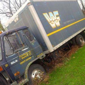 WWF Truck