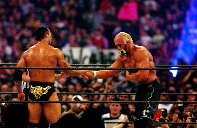 Wrestle Mania 18