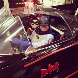 Jerry Lawler Batmobile