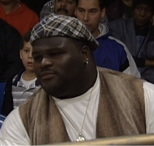 Mark Henry; If Shaq ate his teamates