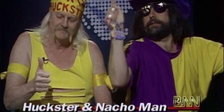 Huckster Nacho Man