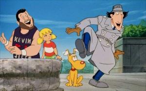 Inspector Gadget Kevin Steen
