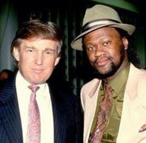 Donald Trump Slick