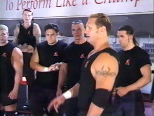 John Cena and Samoa Joe