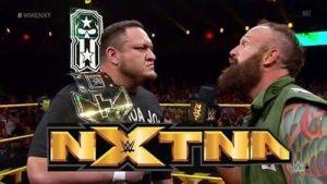 NXT TNA