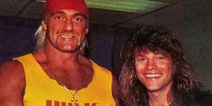 Hulk Hogan, Jon Bon Jovi