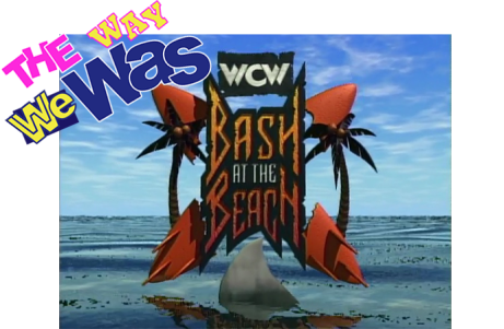 Bash at The Beach 96 logo