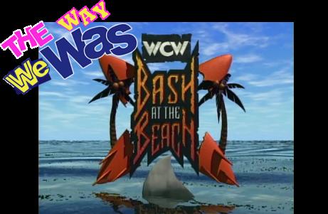 Bash at The Beach 96 logo