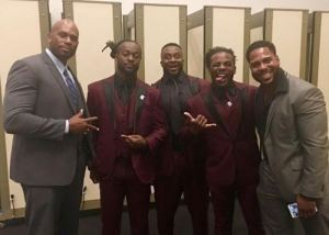 New Day Cryme Tyme