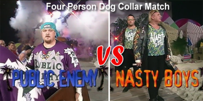 Public Enemy v Nasty Boys