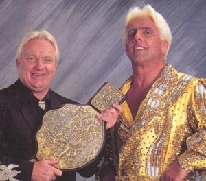Ric Flair with Bobby Hennen-medium