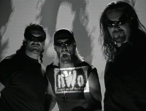 Scott Hall, Hollywood Hogan and Aphex Twin...