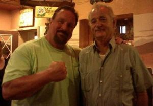 Scott Norton and Bill Murray