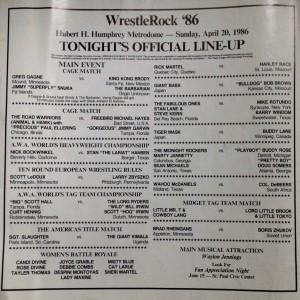 WrestleRockcard