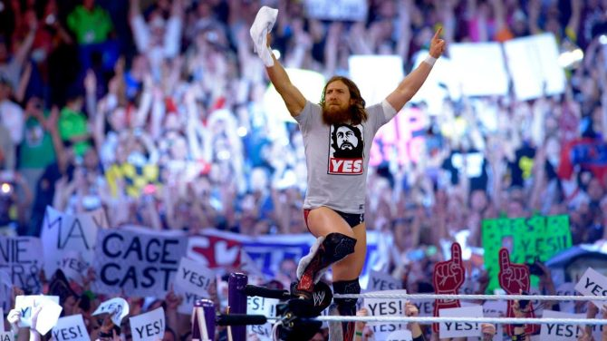 Daniel Bryan WrestleMania 30