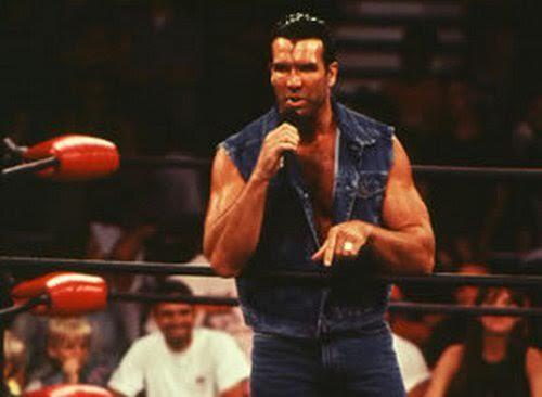Scott Hall WCW Nitro Debut