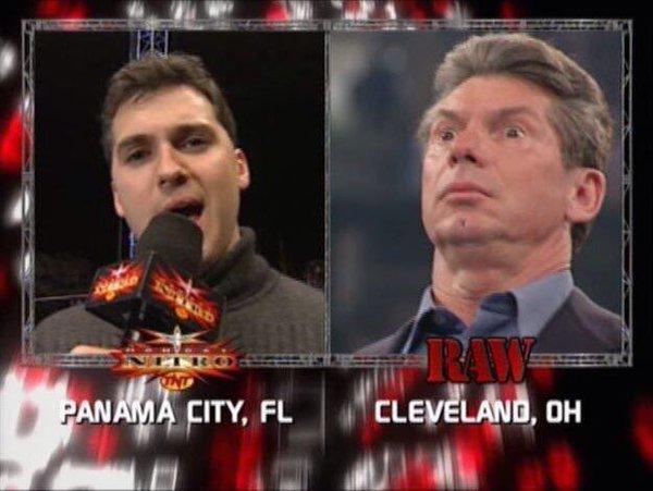 Shane McMahon WCW Nitro