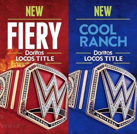 WWE Doritos