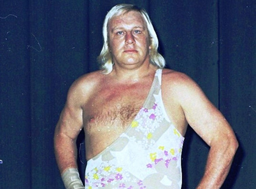 Garvin Gay Wrestler 27