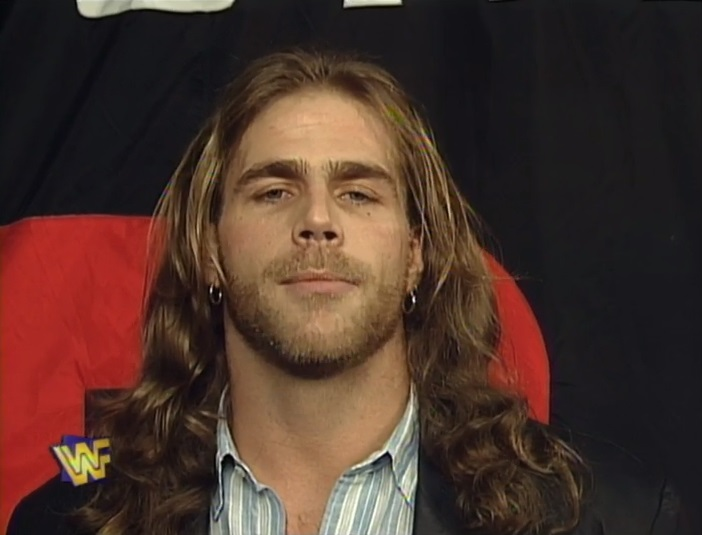 Shawn Michaels Drugs Ring The Damn Bell