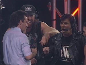 Poor Randy gets future endevoured