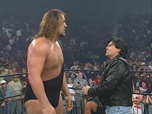 Another decision for Eric Bischoff to rue...