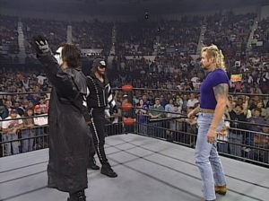 Hey DDP, does my bum look big in this?