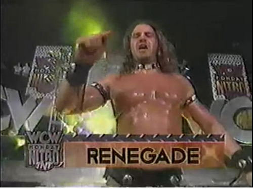 Rampage: The Sad Story of WCW's The Renegade | Ring the Damn Bell