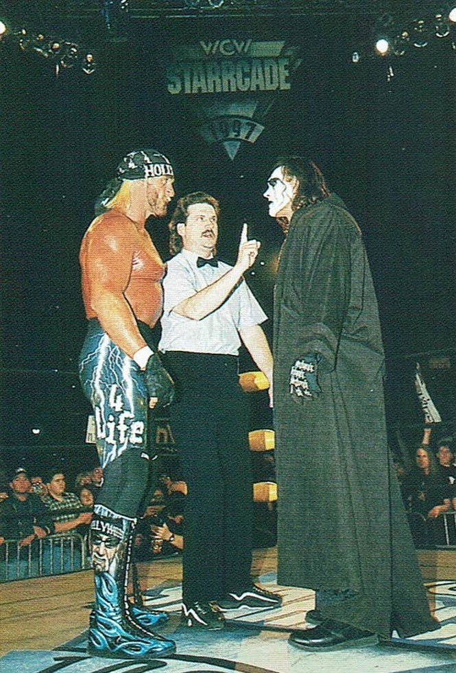 Meanwhile, in WCW: 1997 Week 52 | Ring the Damn Bell