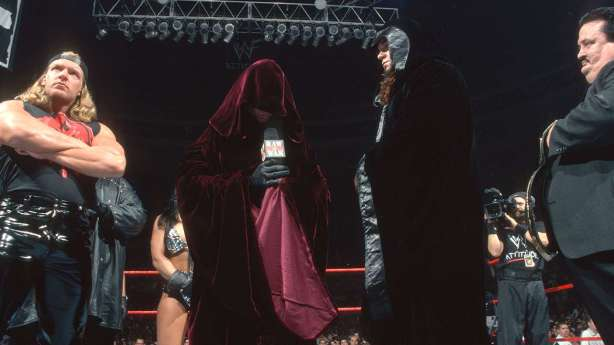 The higher power wwe