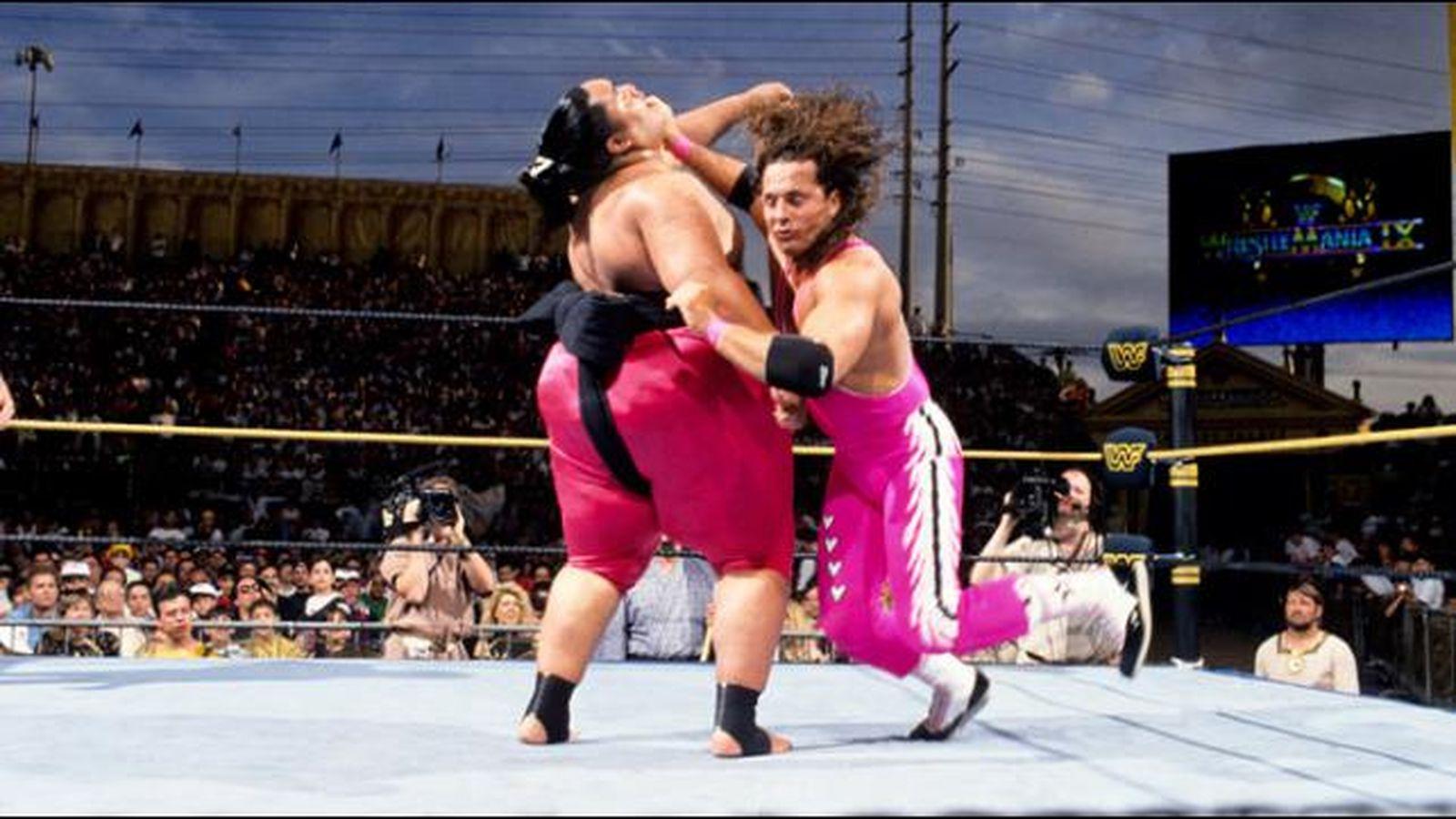 Midget rock sok um um wrestling