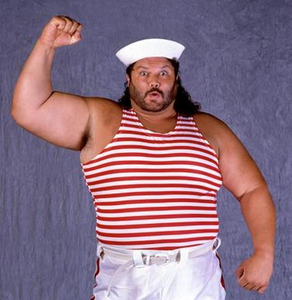 Icons of Wrestling #34 – Tugboat | Ring the Damn Bell