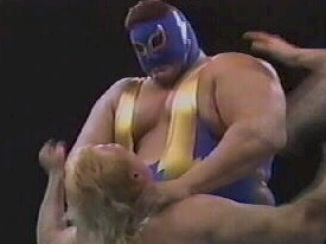 This is Super Shockmaster. Clearly we are looking at two different people, right?