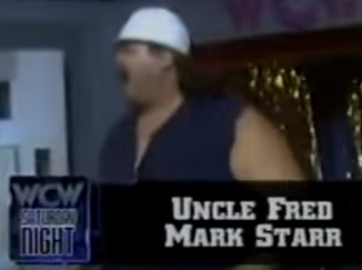 This is Uncle Fred aka original Shockmaster...