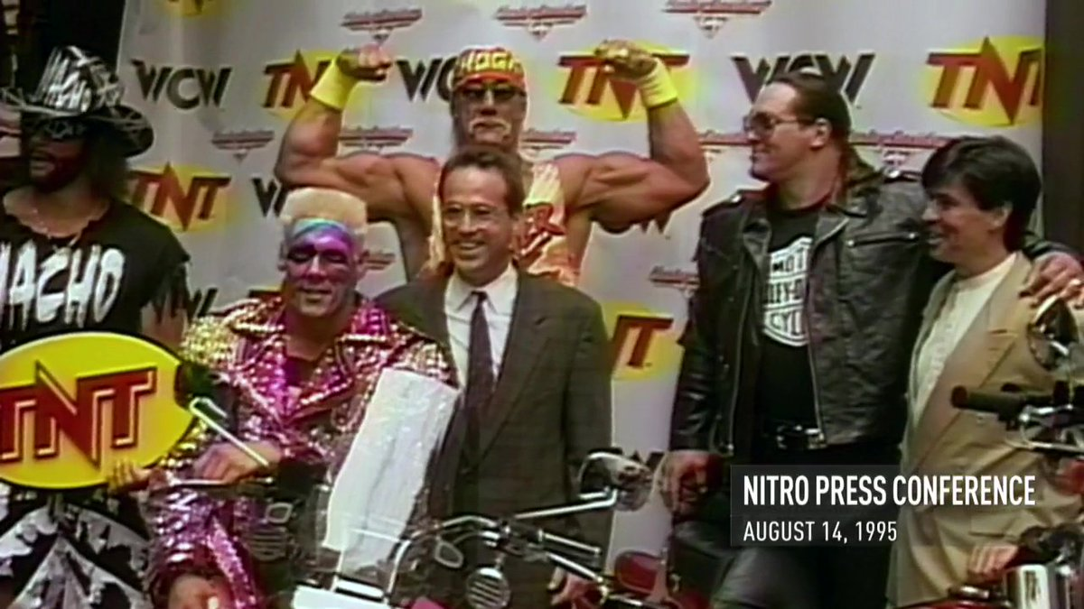 Remembering The Very First WCW Monday Nitro and some of its