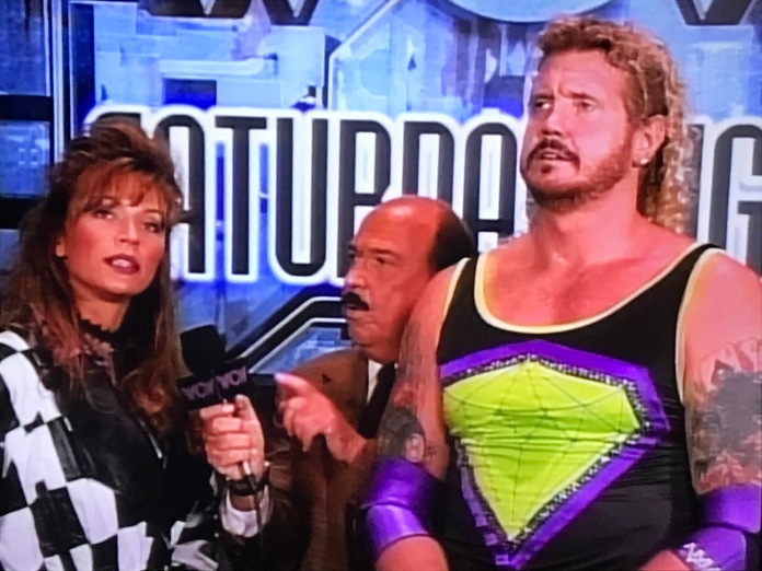 Great Ideas That Didn't Last: 'Diamond' Dallas Page and His Mysterious Benefactor | Ring the Damn Bell