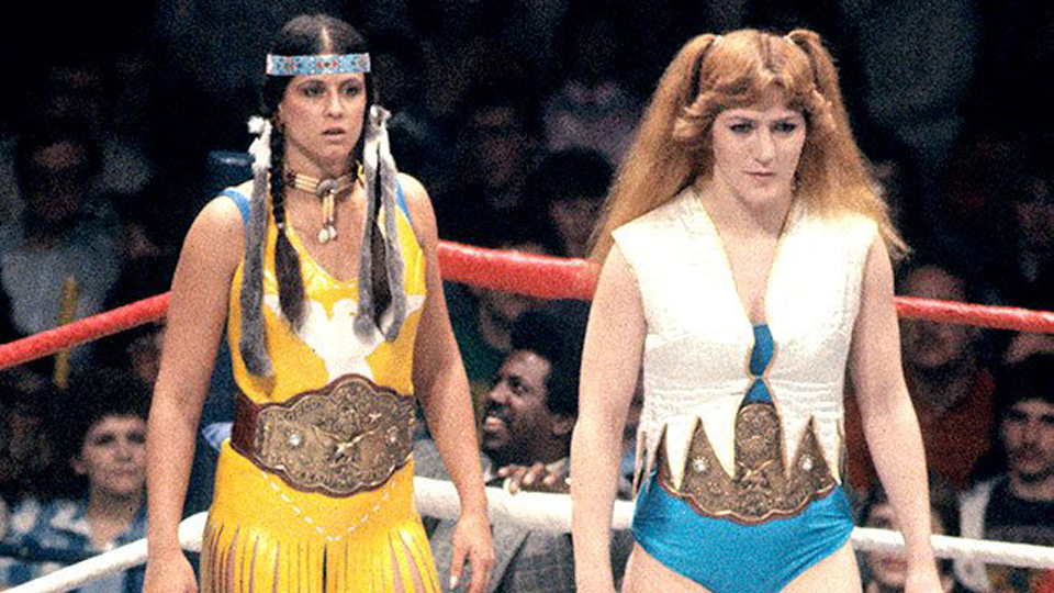 8259a55454eec0 Bombed  Remembering The WWF Women s Tag Team Titles