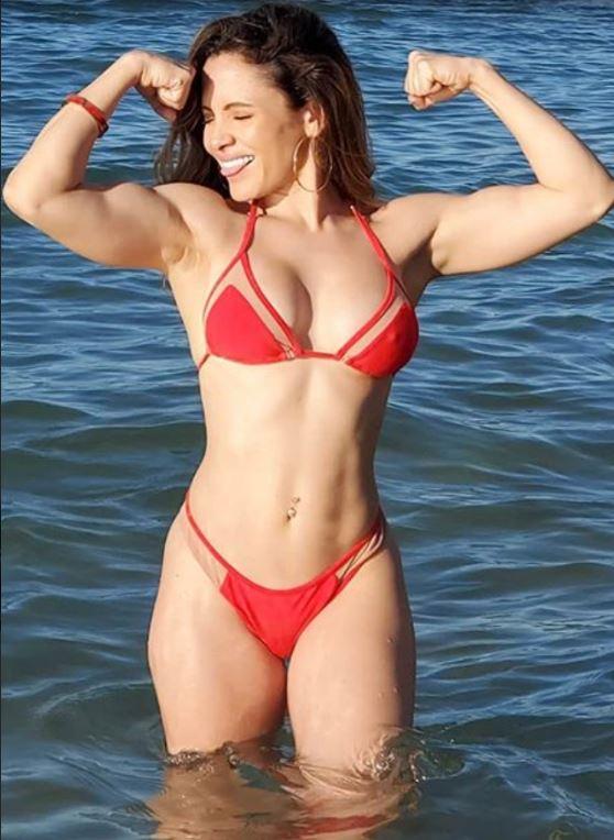 melissa oneil bikini
