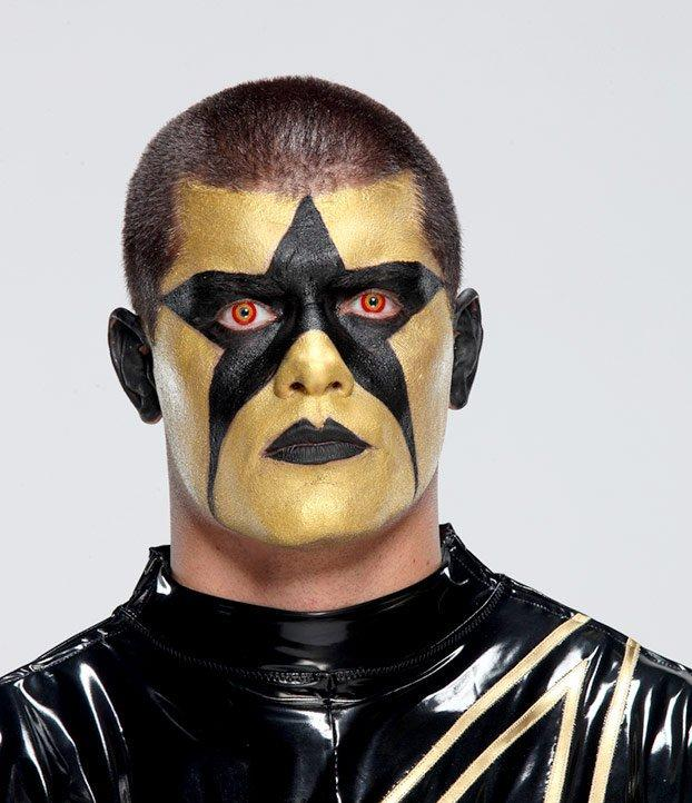 Top Five Worst Face Painted Wrestlers Ring The Damn Bell
